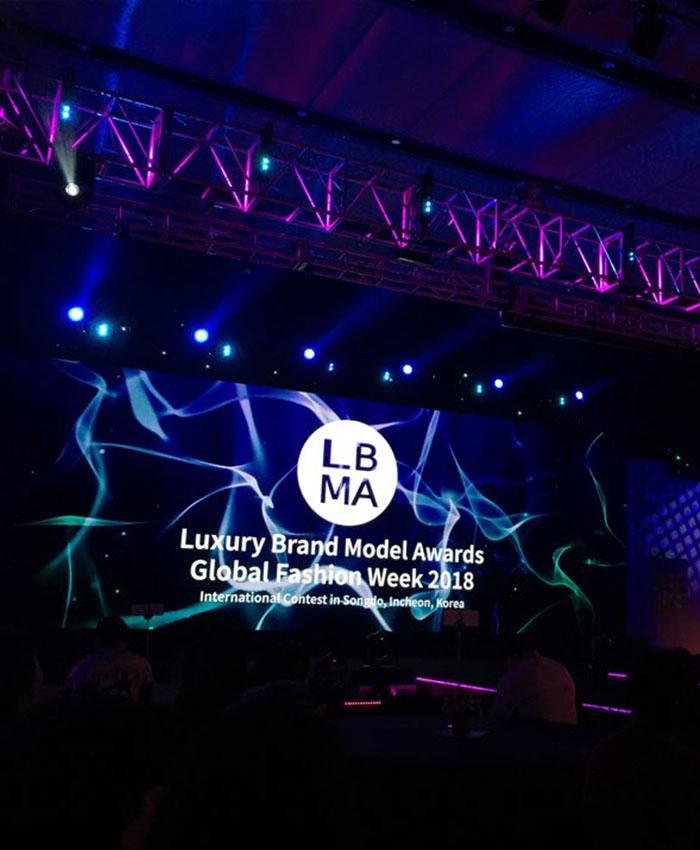 5th Luxury Brand Model Awards
