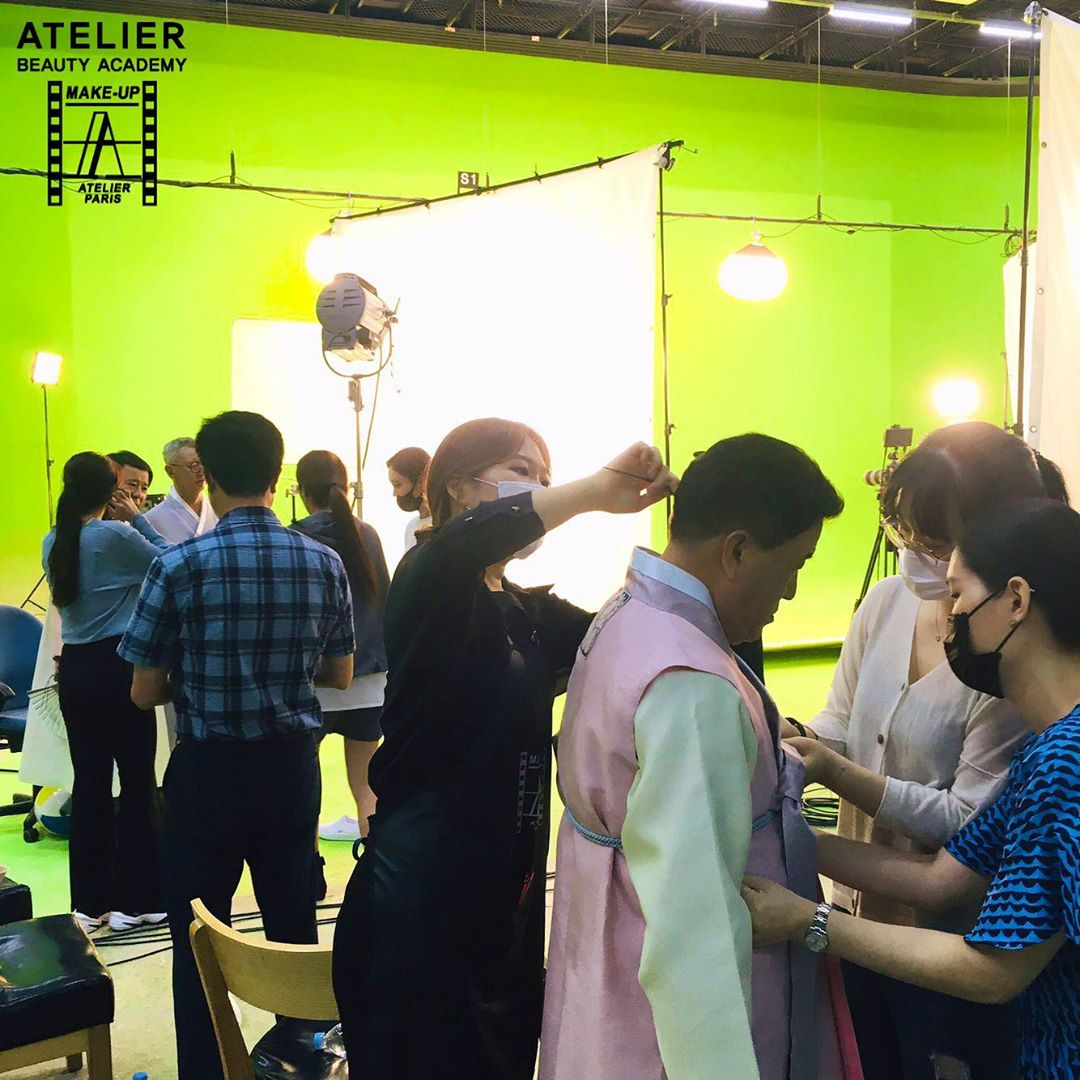 2020 부산국제코미디페스티벌 홍보 영상 촬영