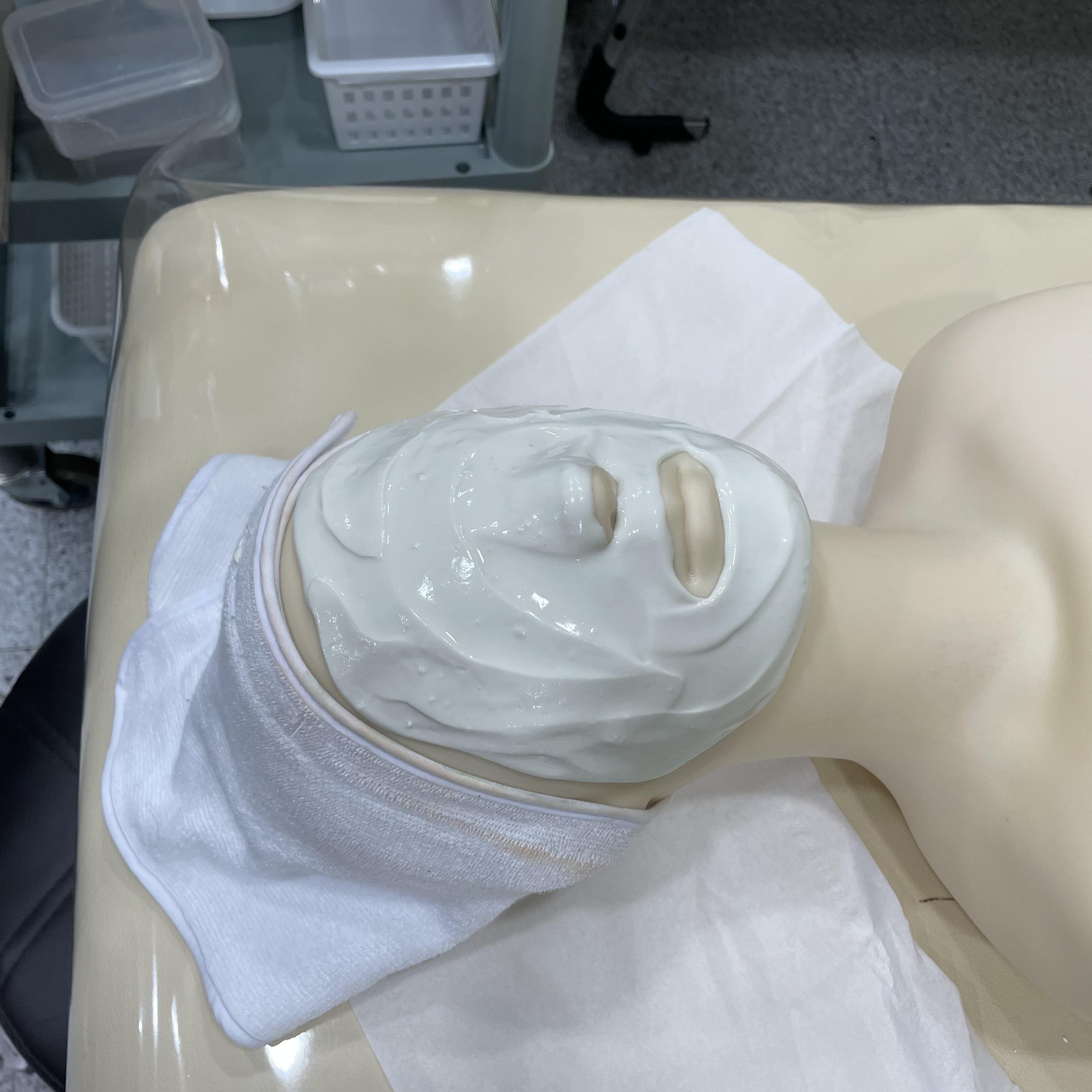 피부국가 마스크팩 과제 과정