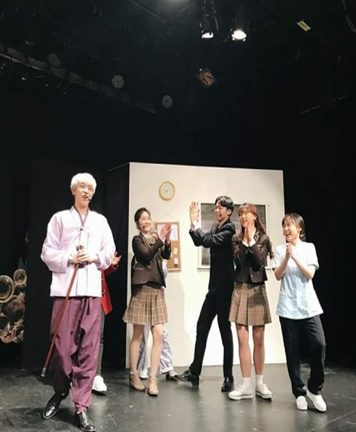 연극 스탭참여기!