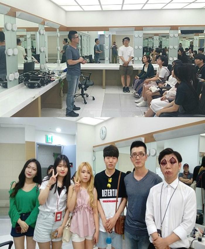 영등포캠퍼스 MBC 방송국 견학~!
