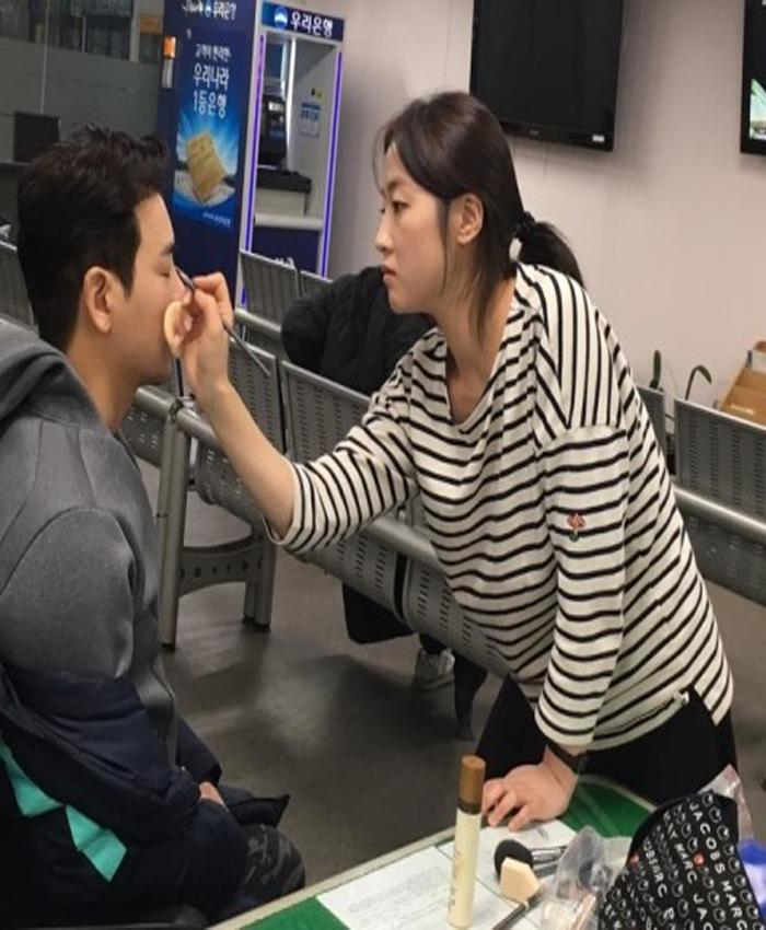 관세청 마약사범 범죄영상 촬영 현장~