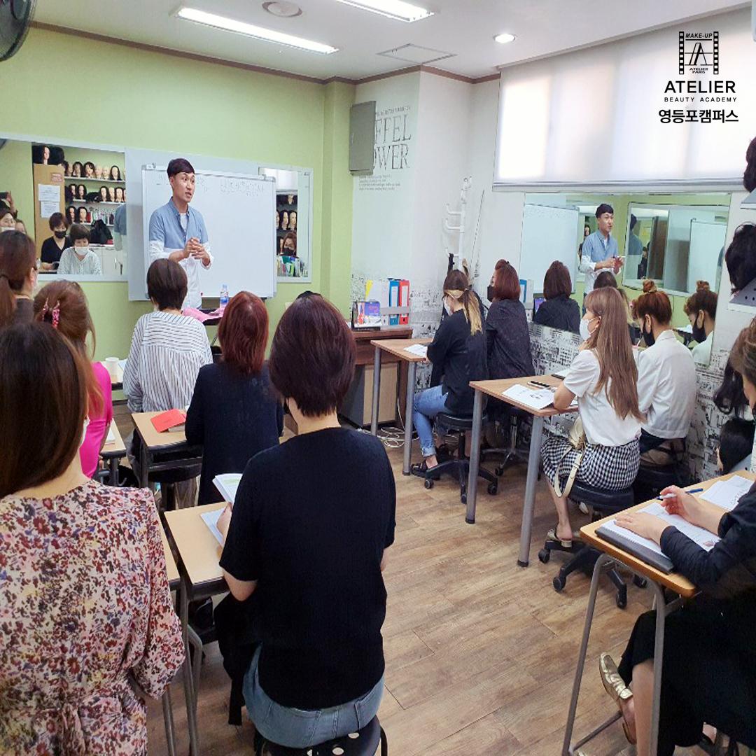 소상공인 헤어컬러링 전문기술교육(1)