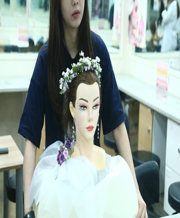영등포캠퍼스에서 웨딩업스타일 배우자~!